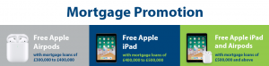 RMS Mortgage Promotion website banner